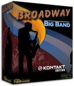 Fable Sounds Broadway Big Band Kontakt 4 Edition