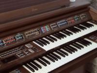 Forgotten Keys Yamaha FE-70 Electone Organ
