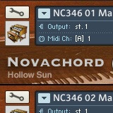 Hollow Sun Novachord FreePack