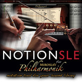 IK Multimedia/Notion Music NOTION SLE for Miroslav Philharmonik