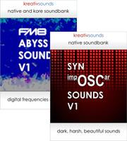 Kreativ Sounds ABYSS FM8 Sounds / SYN ImpOSCar Sounds