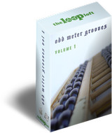 The Loop Loft Odd Meter Grooves Vol 1