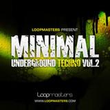 Loopmasters Minimal Underground Techno Vol.2