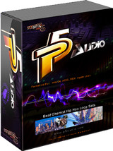 P5Audio Beat Chemist Hip Hop Loop Sets