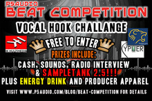 P5Audio Vocal Hook Challenge