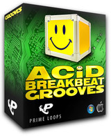 Prime Loops Acid Breakbeat Grooves