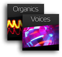 Sinevibes Analogies, Voices & Organics