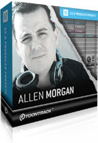 Toontrack S2.0 Producer Presets: Allen Morgan