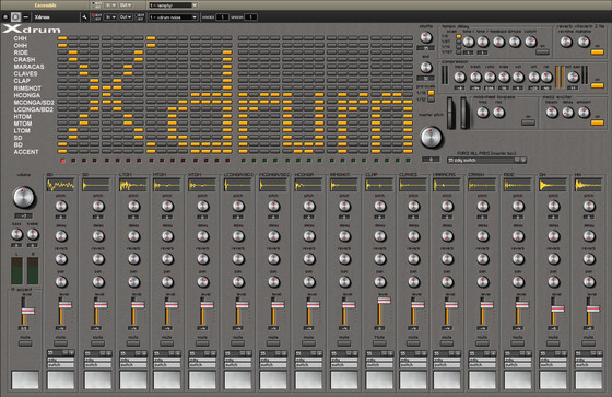 Xdrum