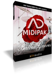 XLN Audio Ballad Grooves MIDI Pak