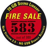 Yellow Tools Fire Sale