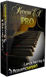 Acousticsamples Kawai-EX Pro