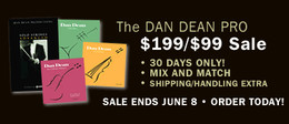 Dan Dean Productions Sample Library Sale