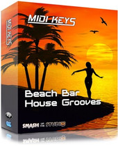 Smash Up The Studio MIDI Keys: Beach Bar House Grooves