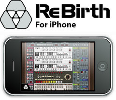 Propellerhead Software ReBirth for iPhone