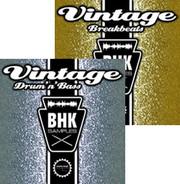 Loopmasters Vintage Drum 'n' Bass & Vintage Breakbeats