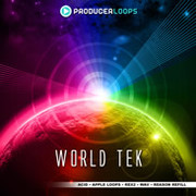 Producer Loops World Tek