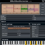 MeldaProduction MMultiBandHarmonizer