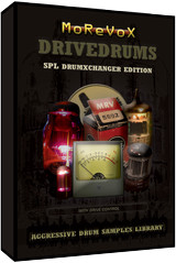 Morevox DriveDrums SPL DrumXchanger Edition
