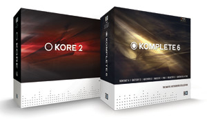 Native Instruments Kore 2 / Komplete 6