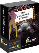 P5Audio RnB Billboard Bounce Vol.2