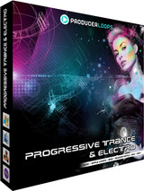 Producer Loops Progressive Trance & Electro
