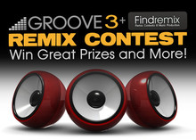 Groove 3 & Findremix Timothy Allan Remix Contest