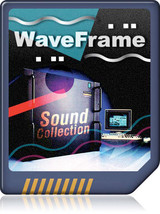 UVI SoundSource WaveFrame Sound Collection