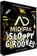 XLN Audio Sloppy Grooves
