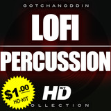 GotchaNoddin Lofi Percussion