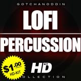 GotchaNoddin Lofi Percussion