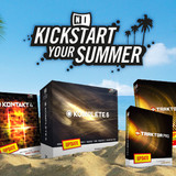 Native Instruments Kickstart Your Summer