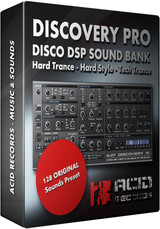 Acid Records FJ Project Discovery Pro Sound Bank
