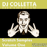 DJ Colletta Scratch Samples Volume One