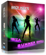 Smash Up The Studio MIDI Keys: Ibiza Summer Chill