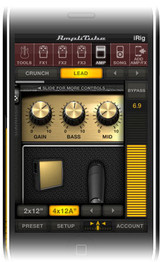 IK Multimedia AmpliTube iPhone
