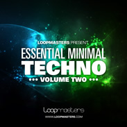 Loopmasters Essential Minimal Techno Volume 2