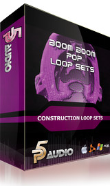 P5Audio Boom Boom Pop Loop Sets