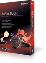 Sony Creative Sound Forge Audio Studio 10