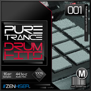 Zenhiser Pure Trance Drum Hits