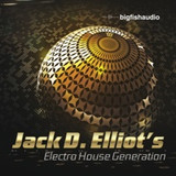 Big Fish Audio Jack D. Elliot's Electro House Generation