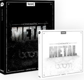 Boom Library Cinematic Metal - Impacts & Construction Kit