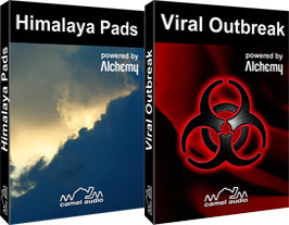 Camel Audio Himalaya: Pads &amp; Viral Outbreak