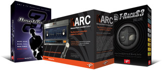 IK Multimedia AmpliTube 3, T-RackS 3 and ARC System