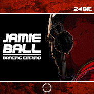 Industrial Strength Records Jamie Ball Banging Techno