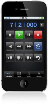 MOTU DP Control App