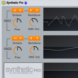 Minimal System Instruments Synthetic Pro