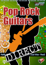 Nine Volt Audio Pop Rock Guitars Direct