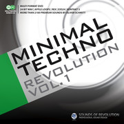 Sounds of Revolution Minimal Techno Revolution Vol. 1