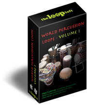 The Loop Loft World Percussion Loops Volume 1